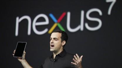 Asus nennt Verkaufszahlen des Nexus 7.
