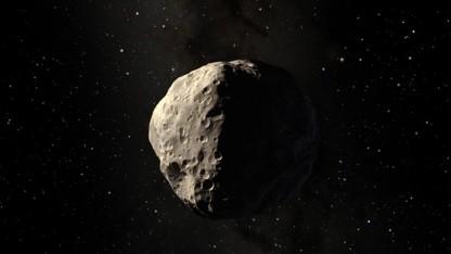 Asteroid Apophis: zwei Mal schießen für einmal weißeln