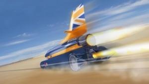 Bloodhound SSC: schneller als 1.600 km/h