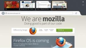 Metro-Version von Firefox für Windows 8