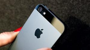 Die iPhone-5-Kamera ist empfindlich für Seitenlicht.