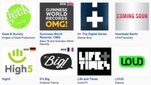 """Webfernsehen: Youtube startet """"Original Channels"""" in Deutschland"""