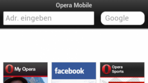 Opera Mobile 12.1: Neue Version des Opera-Browsers für Android