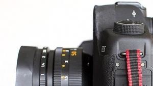 Canon 5D Mark II nach dem Umbau