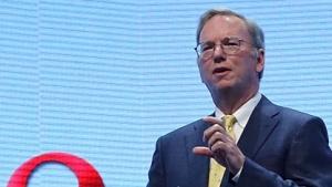 Google-Aufsichtsratschef Eric Schmidt: Kartendienste sind eine schwierige Aufgabe.