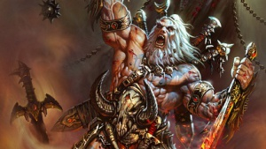 Diablo 3, Artwork