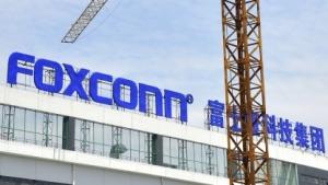 Foxconn-Produktionsstätte in Chengdu