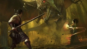 Shaker: An Old-School RPG