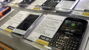 Samsung festigt Marktführerschaft.