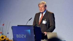 Helmut Heinen, Präsident des Bundesverbandes Deutscher Zeitungsverleger (BDZV)