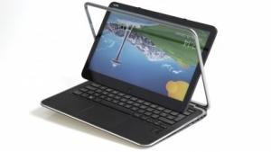 Dells XPS 12 ist Notebook und Tablett zugleich