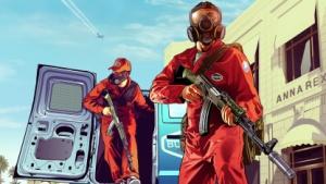 "Artwork ""Pest Control"" von GTA 5"