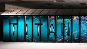 Supercomputer Titan am ORNL
