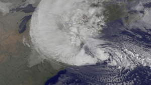 Sandy: Internetausfälle wegen Wirbelsturm