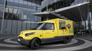 E-Post-Auto: 50 Vorserienfahrzeuge ab Juli 2013