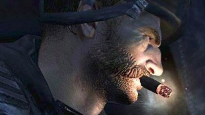 Captain Price in Modern Warfare 3
