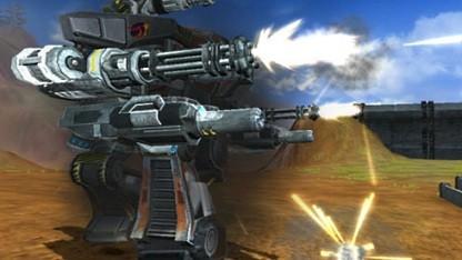 Dark Horizons: Mechanized Assault Vehicle