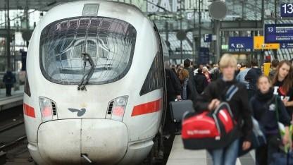 Züge per App in Echtzeit verfolgen