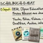 Schulbuch-O-Mat: Plattform für Lehrbücher mit freier Lizenz