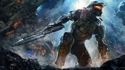 Artwork von Halo 4