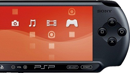 Playstation Portable E-1000 mit Mips-CPU