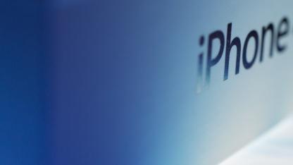 Die iPhone-Verpackung könnte als Dockingstation zum sinnvollen Zubehör werden.