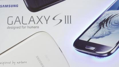 Samsungs Galaxy S3