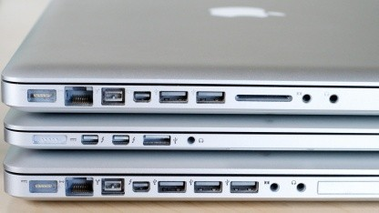Apple veröffentlicht ein Update für einige Macbook-Modelle.