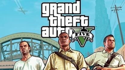 Die drei Hauptfiguren in GTA 5