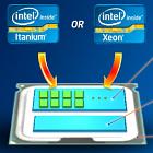 Supercomputer-CPU: Itanium 9500 startet, nächste Generation mit Xeon-Sockel