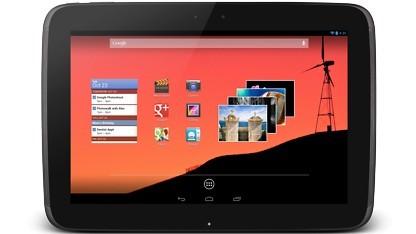 Nexus 10 mit höherer Auflösung als iPad 4