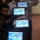 Aakash 2: Datawind stellt neues Bildungstablet in Indien vor