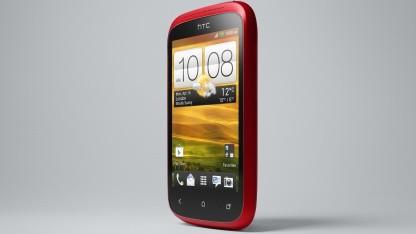 Desire C bekommt von HTC kein Android 4.1.