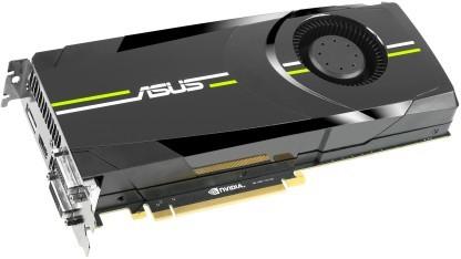 Eine GTX-680 wie hier von Asus läuft mit Black Ops 2 nun schneller.