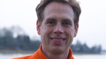 Patrick Breyer, Fraktionschef Piratenpartei im Landtag von Schleswig-Holstein