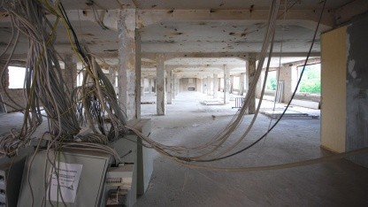 Factory vor der Sanierung