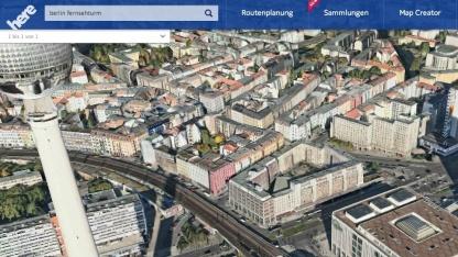 3D-Ansicht im Desktop-Browser