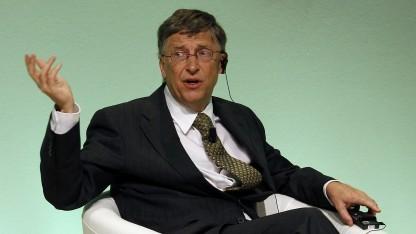 Bill Gates im Februar 2012