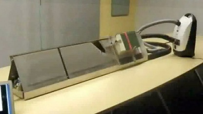 Linear Book Scanner