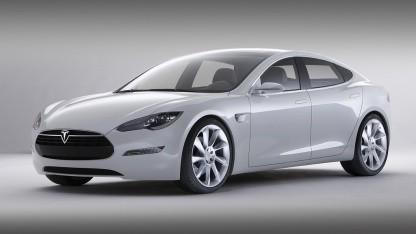 Tesla Model S: Erstes Elektro-Auto des Jahres