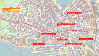 Museum für Hamburgische Geschichte: QR-Codes in die Verganenheit der Hansestadt