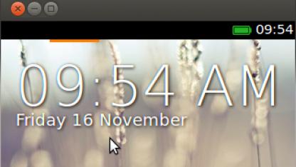 Firefox OS läuft in einem Addon für Firefox.