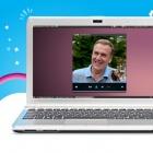 Videotelefonie: Skype 4.1 für Linux mit Messenger-Anschluss