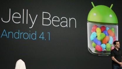 Über Jelly Bean darf nicht nicht verhandelt werden.