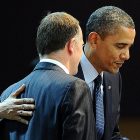 Spitzengespräche: Neuseelands Premier redet mit Obama über Kim Dotcom