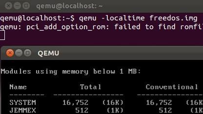 Qemu unter Ubuntu