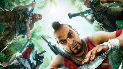 Artwork von Far Cry 3