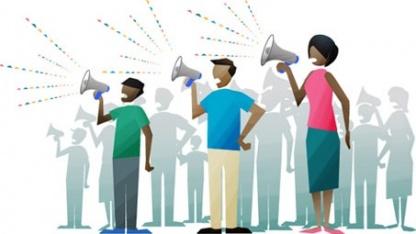 Google Take Action: Nutzer machen sich für ein freies Internet stark.