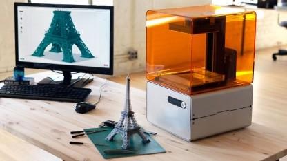 3D-Drucker Form 1: trotz Klage weiter vorbestellbar