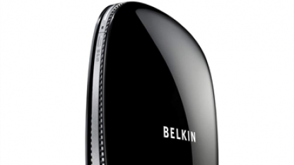 Alternativer Router von Belkin